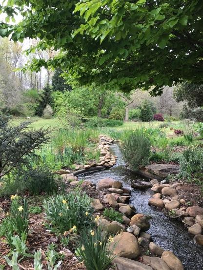 Georgia Botanic Gardens in Athens, GA