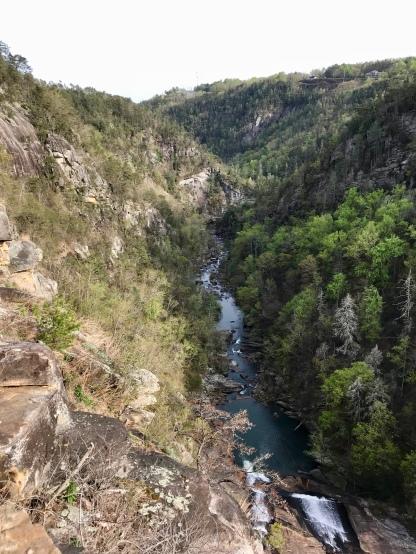 Tallulah River Gorge