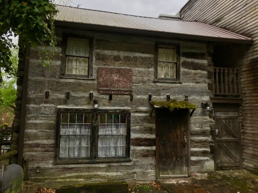 Old Inn at Cumberland Gap, TN
