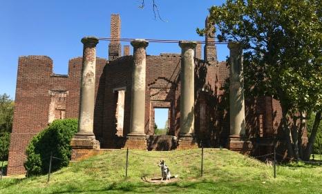 Barboursville Ruins