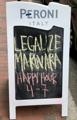HA HA! Imagine the pastabilities.